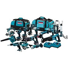 For New Makita LXT1500 18-Volt LXT Lithium-Ion Cordless 15-Piece Combo Kit