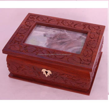 WOODEN HANDICRAFTS BEST QUALITY PET URNS /FUNERAL URNS /CREMATION URNS FOR ASHES