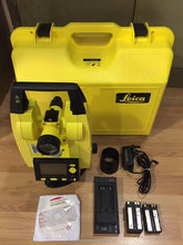 USED Leica BUILDER 109 TOTAL STATION Tested Good Condition