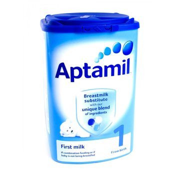 Aptamil Baby Milk for Export