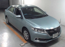 Second hand Japanese Car 9/10 Condition 2016 Toyota Allion G Package