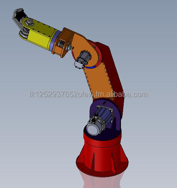 Industrial robot arm 6 Axis - 6kg payload