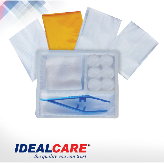 First Aid Wound Care Dressing Kit