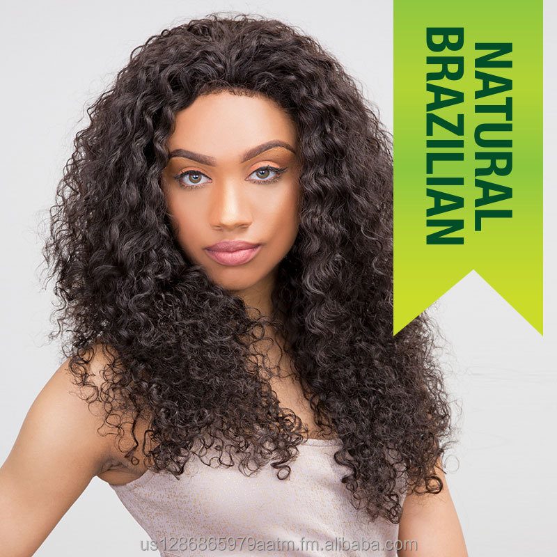 100% BRAZILIAN VIRGIN REMI HUMAN HAIR FRONT LACE FRENCH WIG 26 INCHES