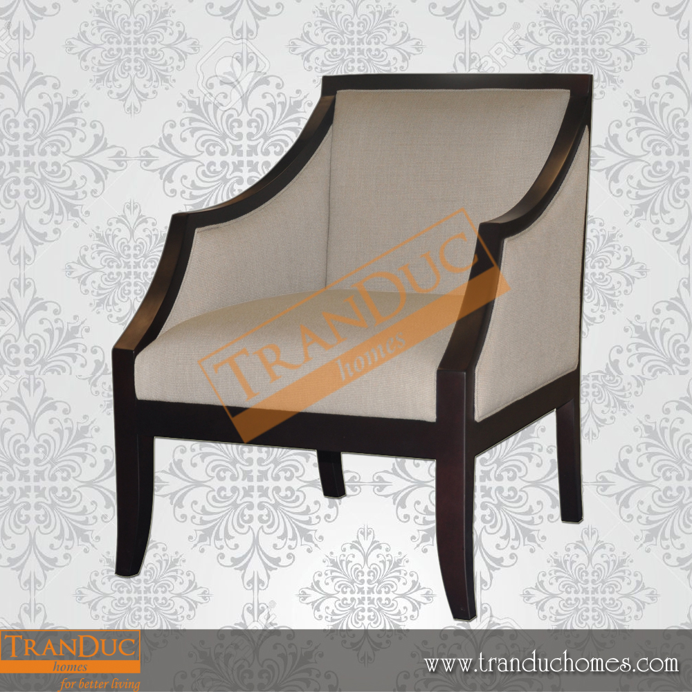 Wooden Arm Chair for Restaurant Furniture