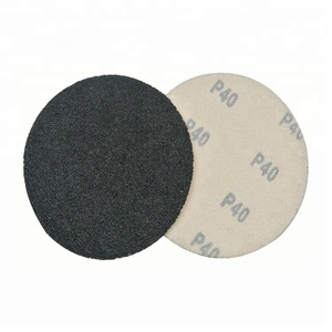 6'' Silicon Carbide Angle Grinder Sanding pads for metal