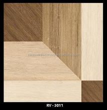 Digital Vitrified Floor Tiles - Designer looks / 3D Effect - Made in India