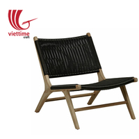 Vietnam handmade rattan wicker relax chair for garden wholesale