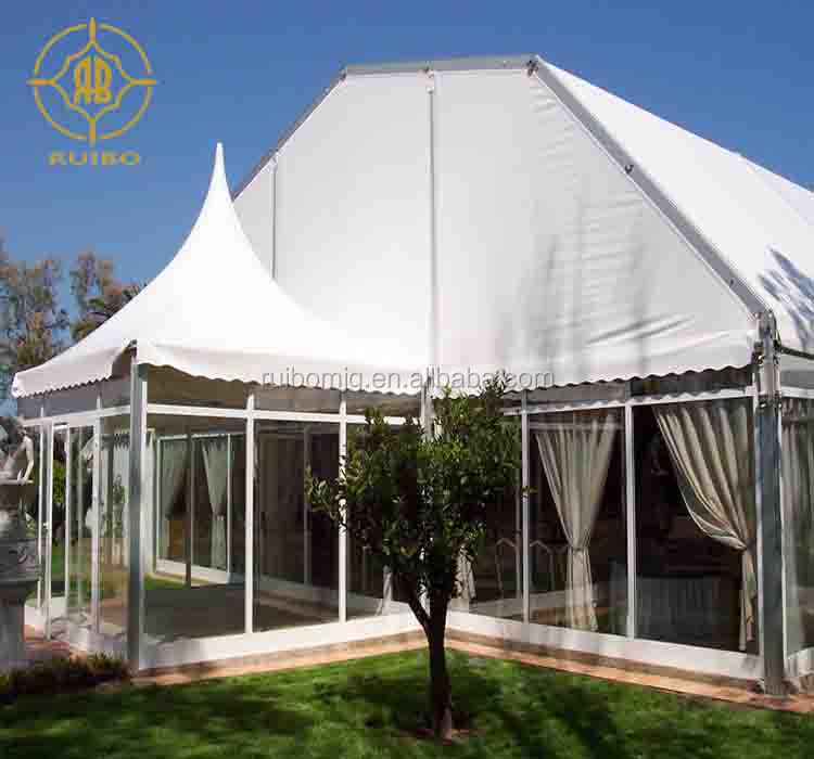 PVC pagoda marquee large tent with best quality and price Event tent