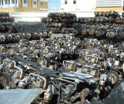 USED D17A ENGINE FOR HONDA CAR