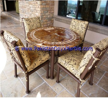 MODERN STYLE TABLES ONYX DINING TABLES ROUND SQUARE RECTANGLE HOME DECOR