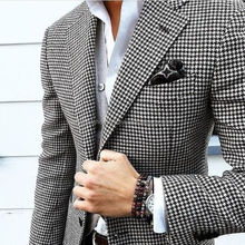 Fashion New Style Autumn Winter Long Sleeve Slim Fit Blazer Designs For Men.