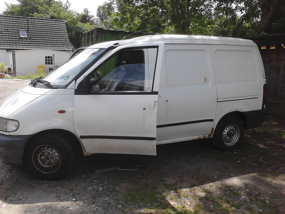 used Nissan Vanette Cargo