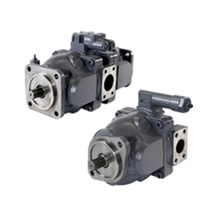 TOKYO KEIKI ultra hydraulic pumps with single or double variation and PHC Series 35MPa