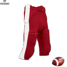 2017 sublimation customized American Football Pant