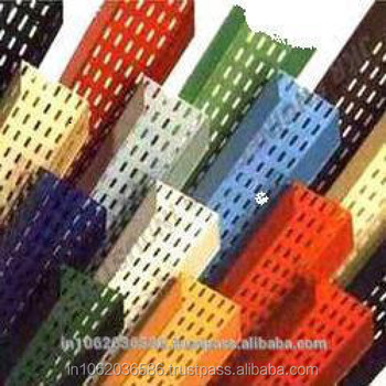 Powder Coated Perforated Cable Trays 150X50