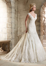 New Style Bridal Wedding Dress Lace Wedding Dress Patterns Ball Gown High Quality