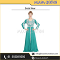 Quality Assured Bridal Wear Kaftan For Party or Wedding By Maxim Creation