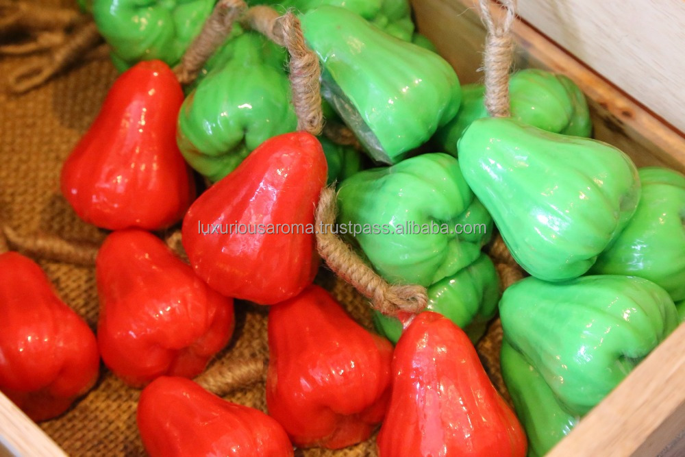 ROSE APPLE GREEN-RED SOAP