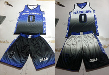 Wholesale custom basketball apparel Latest Basketball Jersey and shorts Design Sublimation Reversible Basketball uniform