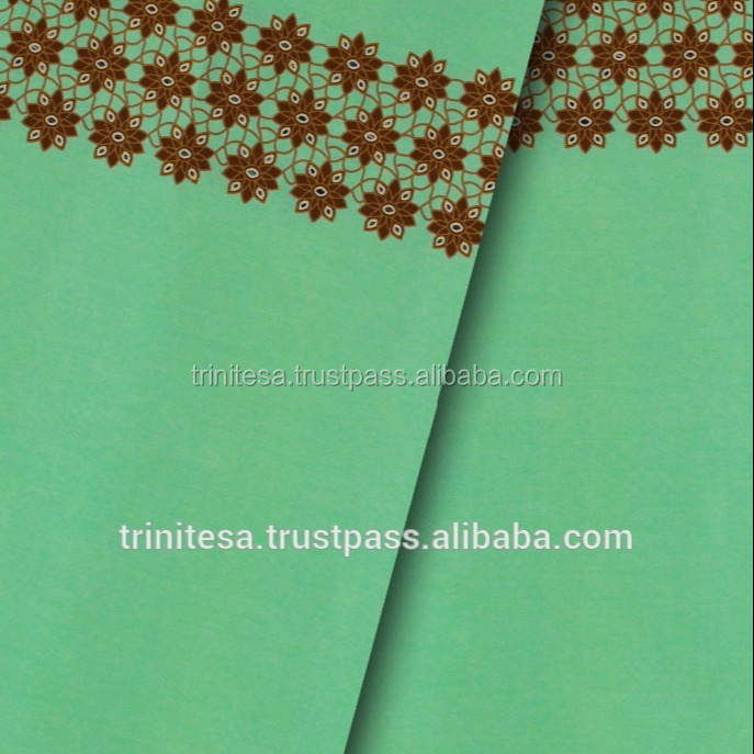 AFRICAN DESIGN PRINT / COTTON FABRIC THE HIGH QUALITY PRINTING FABRIC FROM THAILAND