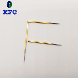 Supply Semiconductor test probe pin Spring-Loaded Contacts Spring probes