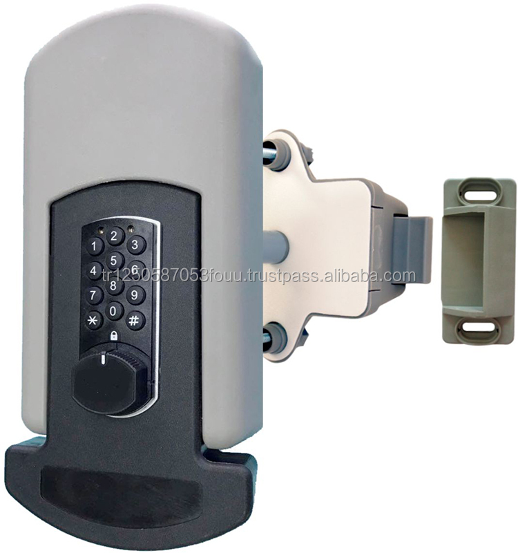 Digital Cold Room Locks