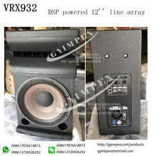 DSP932LAP VRX Powered Active Line Array for Home Theater System