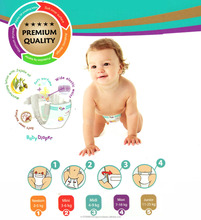 High Quality Economic Disposible Baby Diapers/Nappies