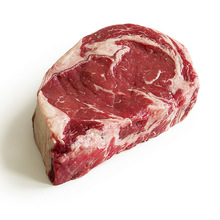 Steaks of different types/frozen/vacuumed/portion