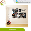 Vinyl Wall Decal Picture Frames Design