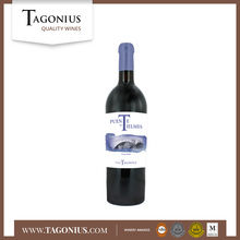 Red Wine Puente de Tielmes Tempranillo 2016