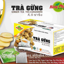 Ginger Tea- Health herbal tea(teabag)