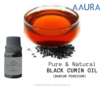 Top Quality 100% Pure Black Cumin Seed Oil Low Price