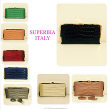 UK Wholesale Ready Stock High QualityLuxury Pu Leather Women Clutch handbag
