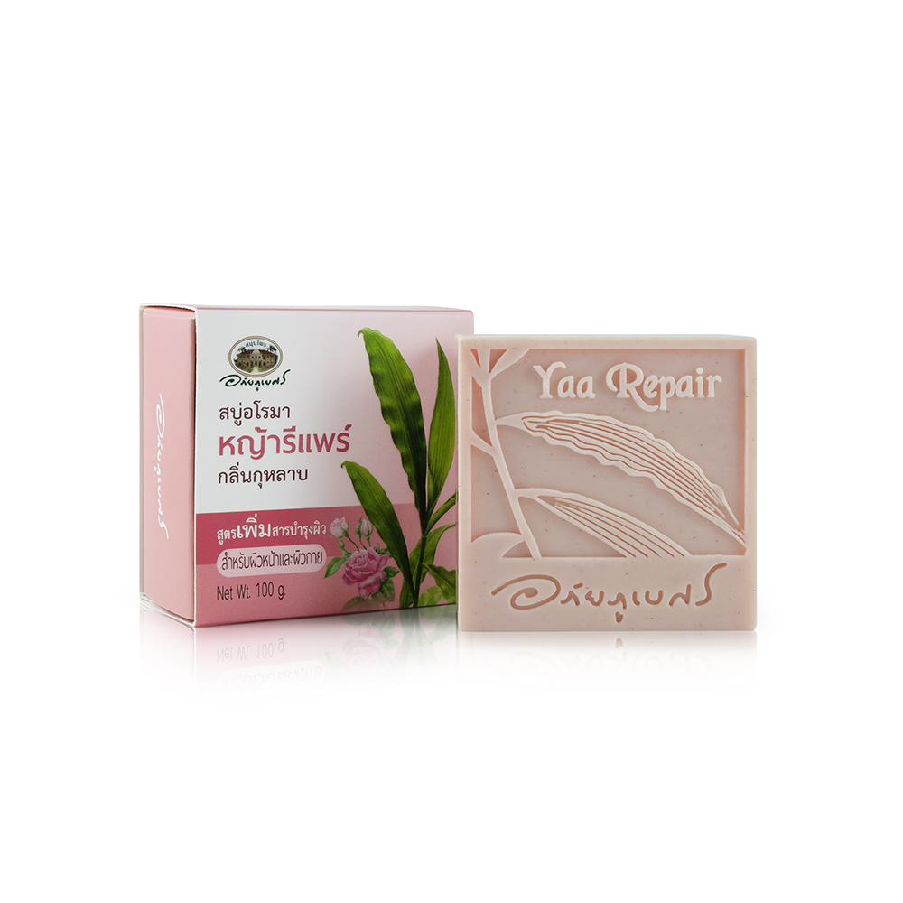 Aromatic Soap with the scent of Rose