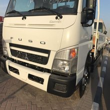 Mitsubishi Canter s/cab cargo A/C. model 2017 export only