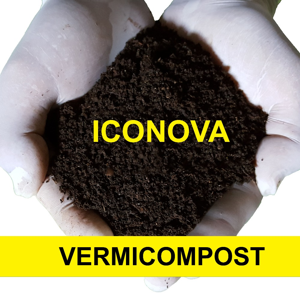 Organic Fertilizer-100% Pure Organic Fertilzer- Worm Fertilizer- Vermicompost