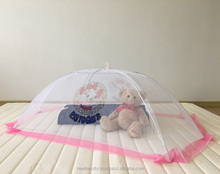 Malaysia Factory Direct Supply Quality Assured Foldable Baby Mosquito Net with Safety Lock