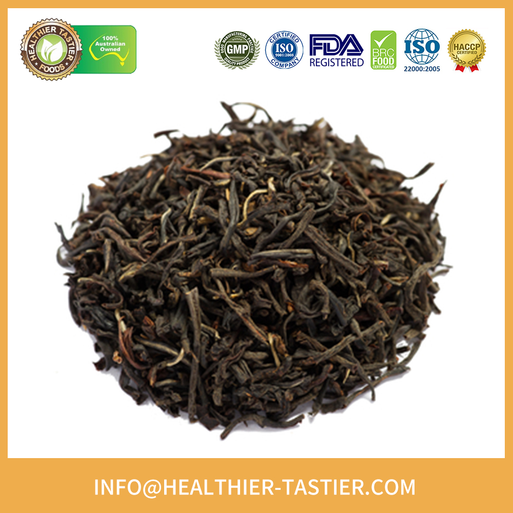 Top Quality Bulk Organic Instant Black Tea Extract