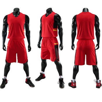 Guangzhou Fabrik Anpassen Dry Fit Mode Basketball Jersey Uniform Mit OEM Design