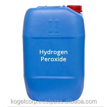Hydrogen Peroxide (H2O2) / Dioxidane / Oxidanyl / Perhydroxic acid
