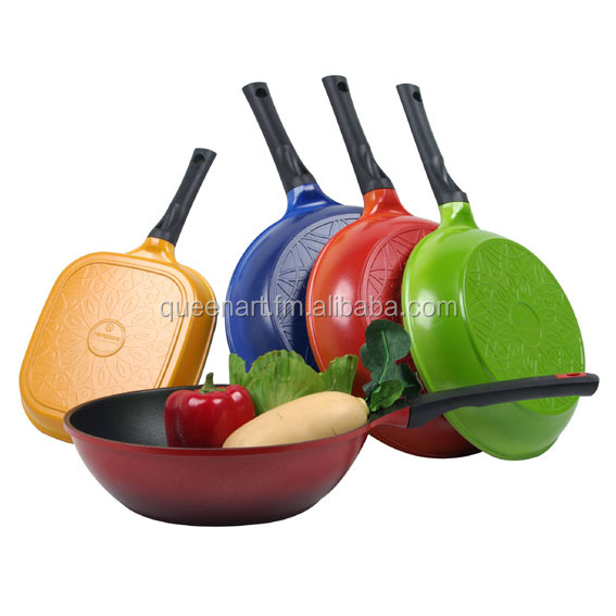 Non-stick Ceramic Coating Frying Pan