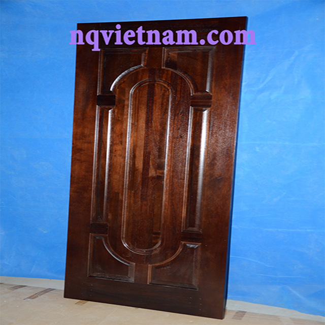 Solid wood door from Vietnam