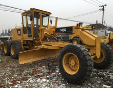 Good Performance Used Cat Motor Grader 140G made in Japan / USA, Construction Equipment for hot sale