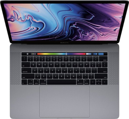 BEST For new Apple MacBook Pro i7 2018 laptops 15inch hard Drive 512gb 2.6GHz touch bar space grey, white with fast delivery