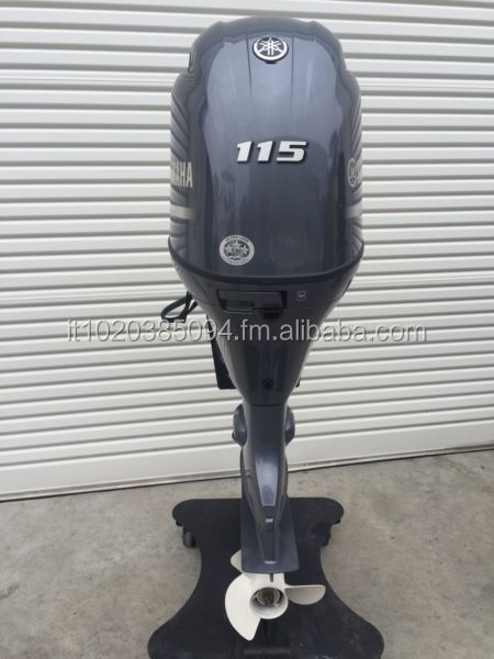 USED Y-A-M-A-H-A 115 HP 4 STROKE OUT BOARD MOTOR