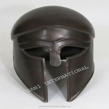 Greek Armor Helmet Medieval Knight