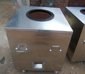 Stainless steel kitchen clay tandoor for commercial bread
