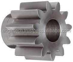 Spur Gear with Teeth in Bore